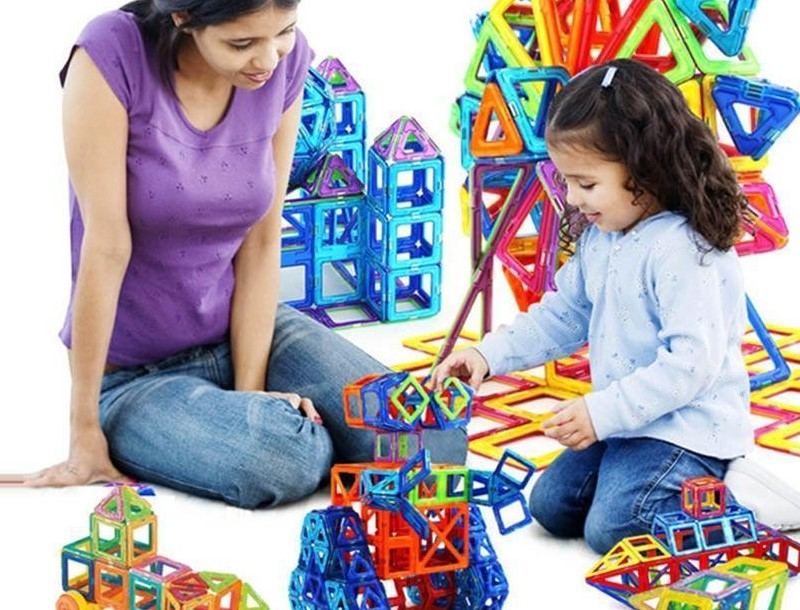 Magneti Kids, le jouet chouchou des assistantes maternelles